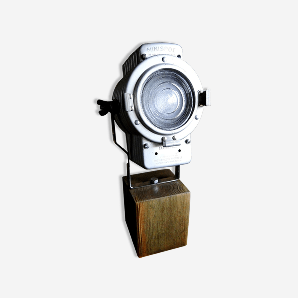 Lampe Projecteur Industriel New Decorum